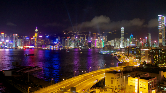 FRAGRANT HARBOURS: NORTHERN IRELAND & HONG KONG
