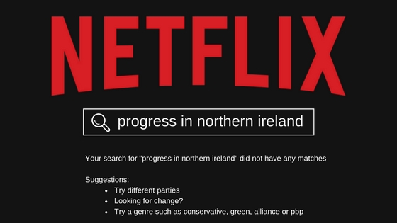 WHAT DOES NETFLIX HAVE TO DO WITH THEELECTION?