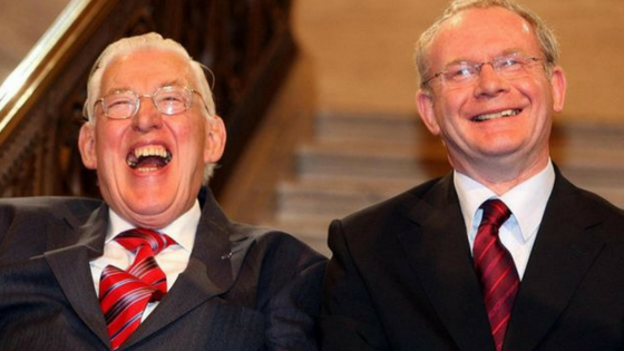 MARTIN McGUINNESS' DEATH TELLS US HOW WE FEEL ABOUT NORTHERN IRELAND