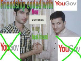 YouGovSurvation